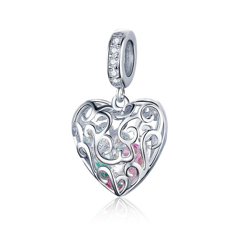 759724d53 Royal Fashion přívěsek Královské srdce SCC1126