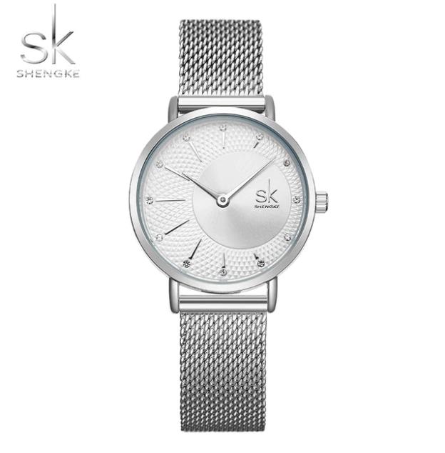 5831d6c4e Naramkove hodinky s duhovym paskem - Cochces.cz