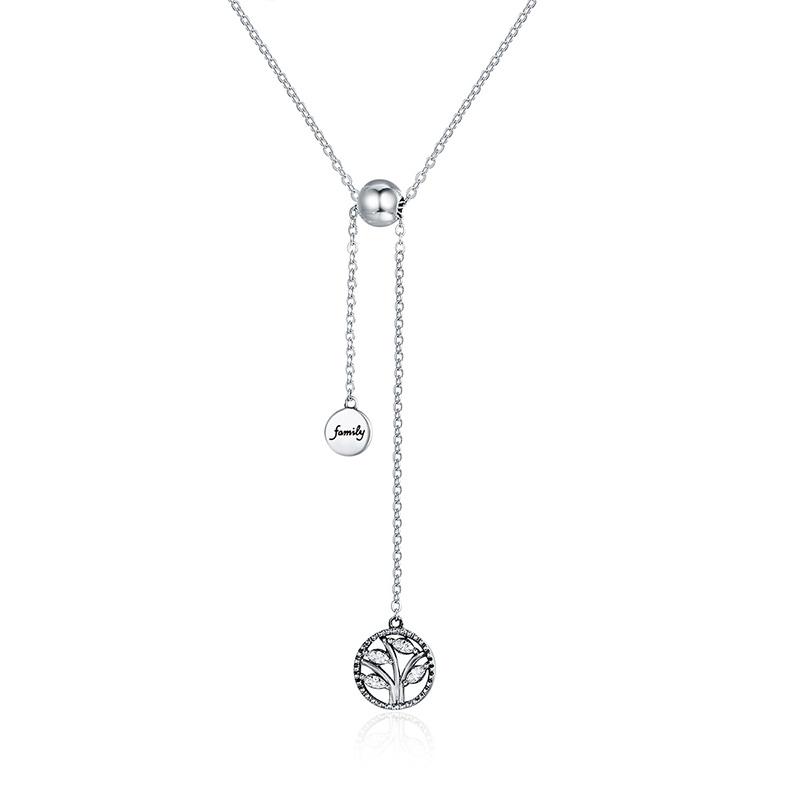Royal Fashion náhrdelník Strom života SCN106