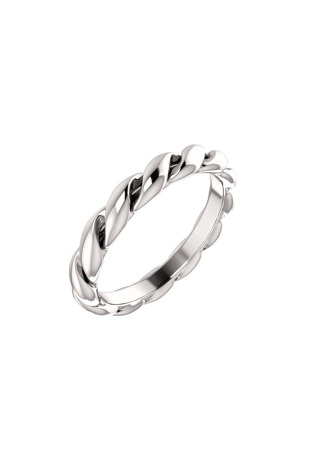 Snubní prsten dámský
