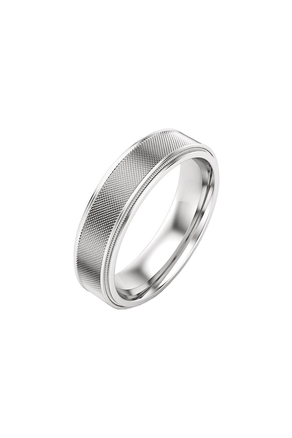 Snubní prsten pánský