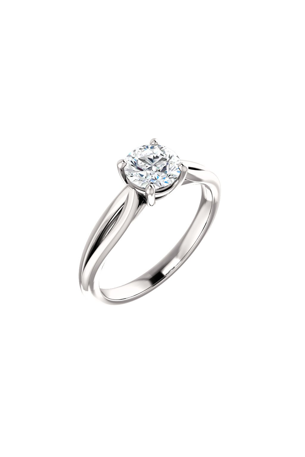 Zásnubní prsten ROYALIS AURA s Diamantem