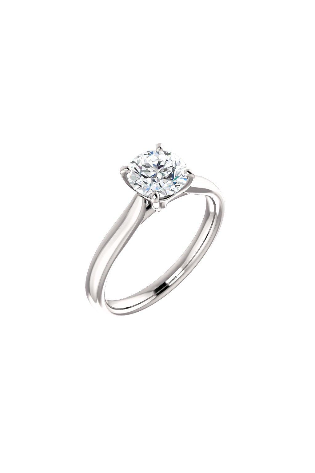 Zásnubní prsten ROYALIS ICON s Diamantem