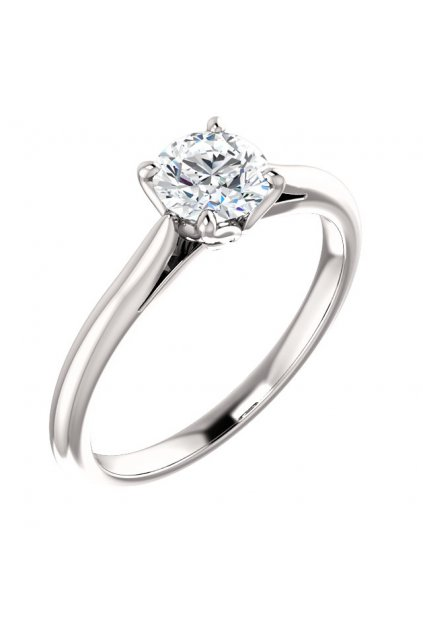 Zásnubní prsten ROYALIS FLORIA s Diamantem