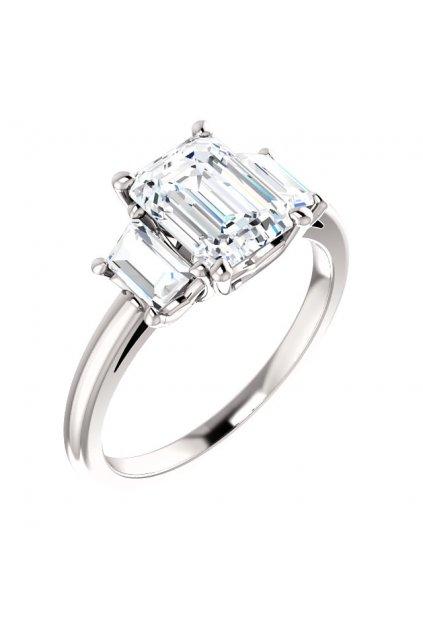 Zásnubní prsten ROYALIS PURITY s diamanty 2,24 Ct