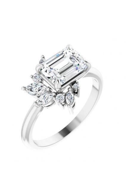 Zásnubní prsten Royalis 2020 s certifikovaným diamantem