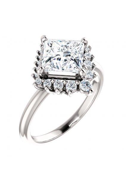 Zásnubní prsten Royalis Brillance s 2,5 Ct. certifikovaným diamantem