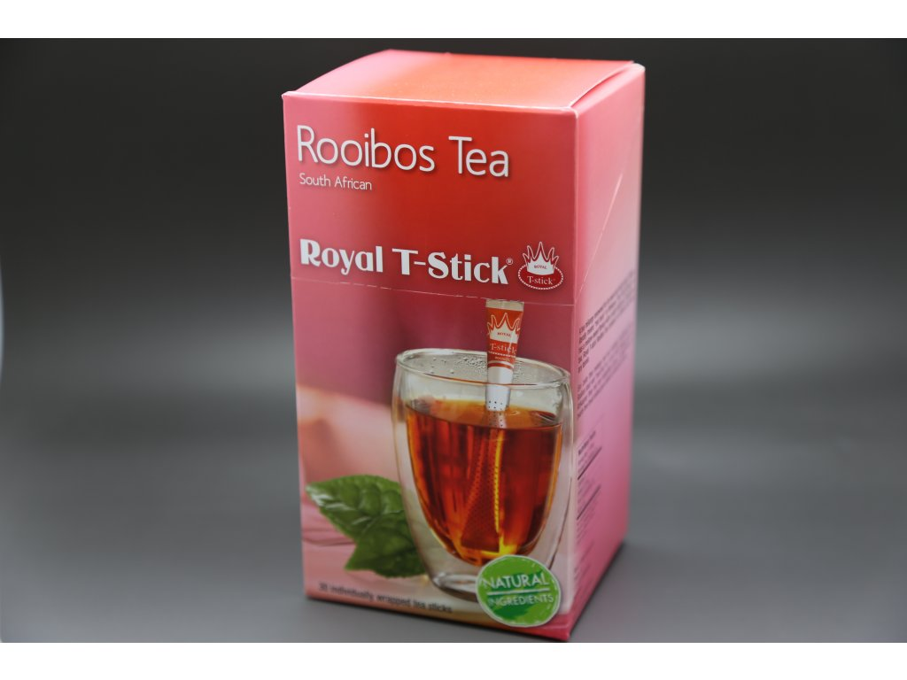 Čaj Rooibos 30 ks Royal T- Stick