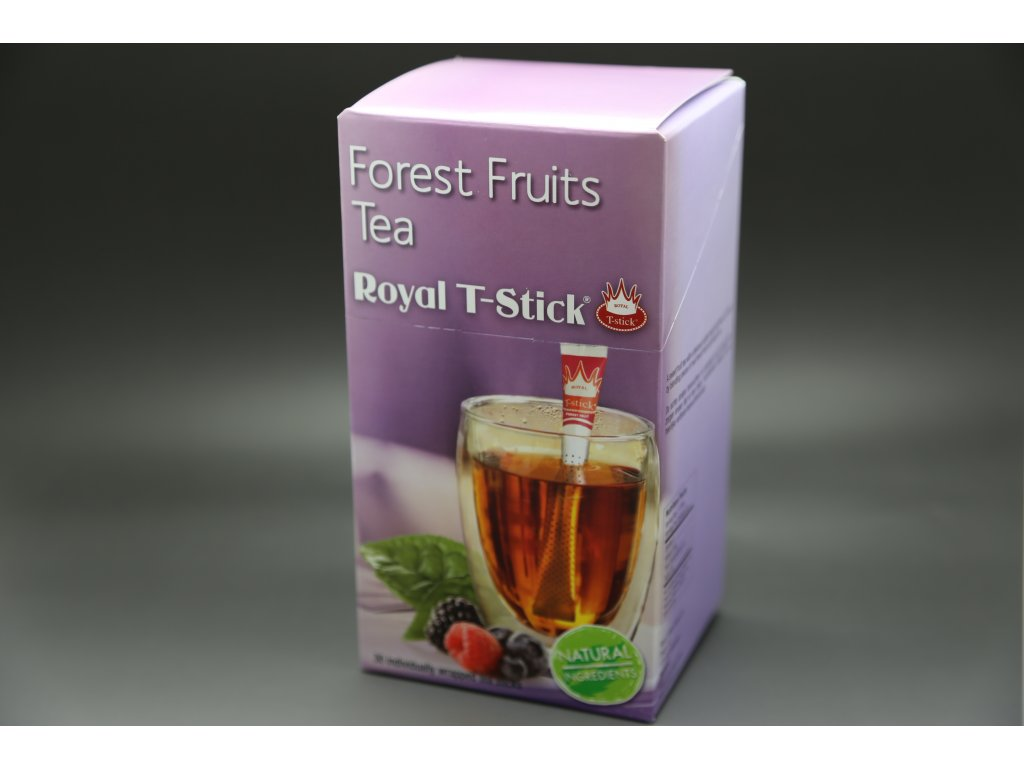 Royal T- Stick, Forest Fruits Tea 30 ks