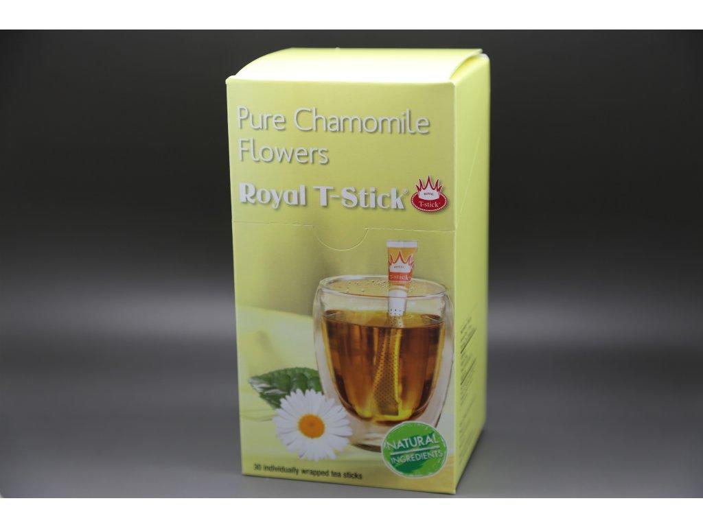 Bylinný čaj Heřmánek 30 ks Royal T- Stick