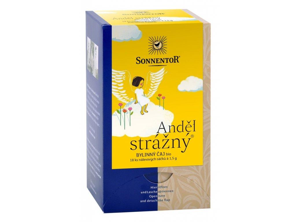 Anděl strážný bylinný čaj bio