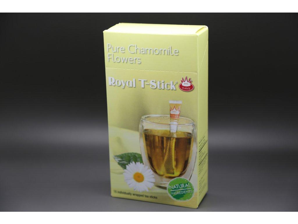 Bylinný čaj Heřmánek 15 ks Royal T- Stick