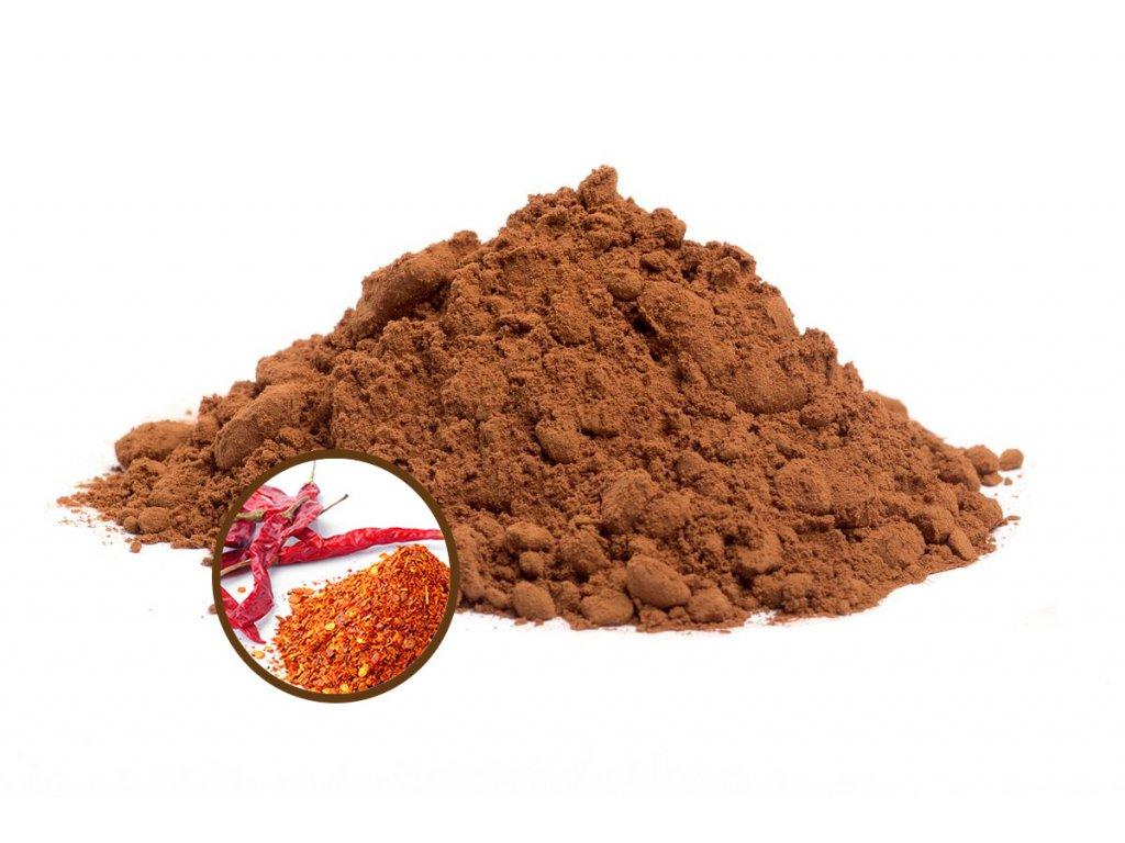 čokoláda chili