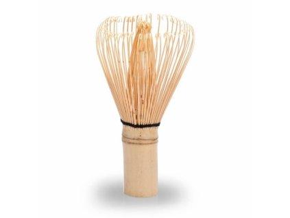 bambusova metlicka na caj matcha