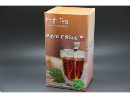 Černý čaj High Tea 30 ks Royal T- Stick