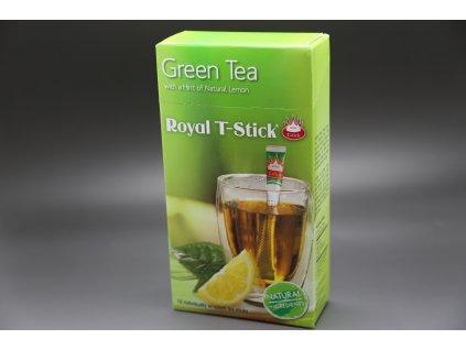 Zelený čaj citrón 15 ks Royal T- Stick