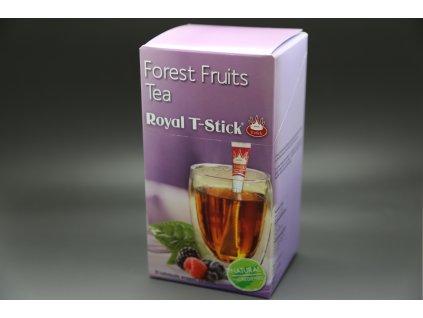 Černý čaj Lesní ovoce 30 ks Royal T- Stick