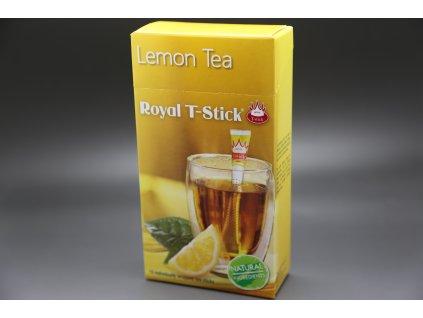 Černý čaj Citrón 15 ks Royal T- Stick