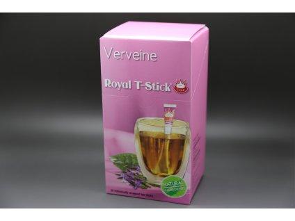 Bylinný čaj Verbena 30 ks Royal T- Stick