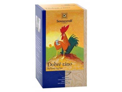 Dobré ráno bylinný čaj bio
