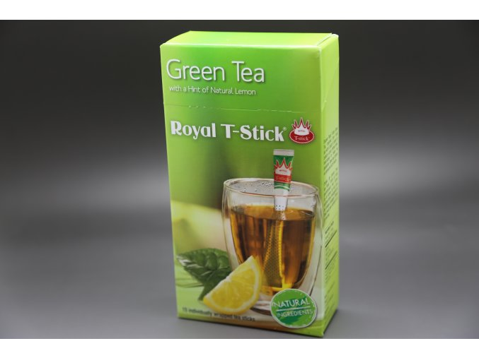 Royal T- Stick, Green Tea 15 ks