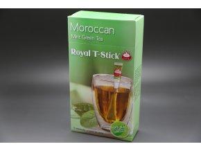 Royal T- Stick, Moroccan Mint Green Tea 15 ks