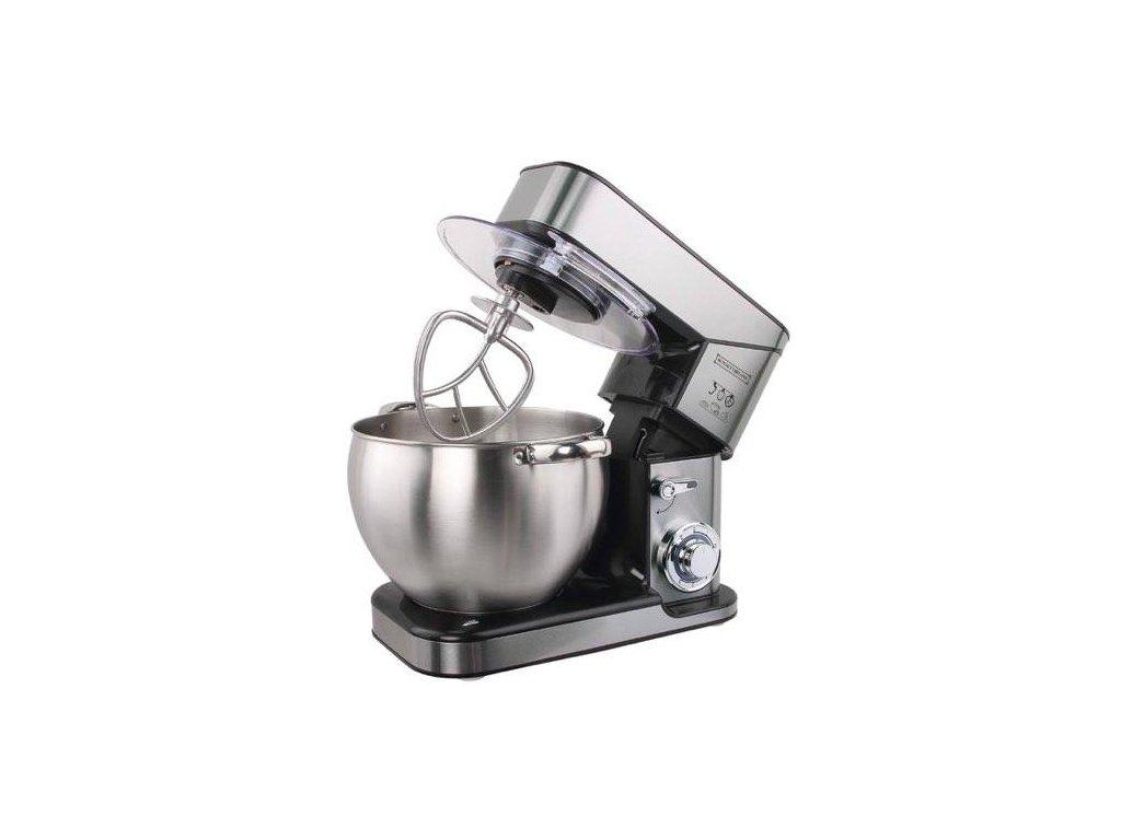 Kuchyňský robot Royalty Line PKM-2500.472.10 / 10 l / stříbrný / CELOKOVOVÝ / nepřilnavý povrch / ROZBALENO