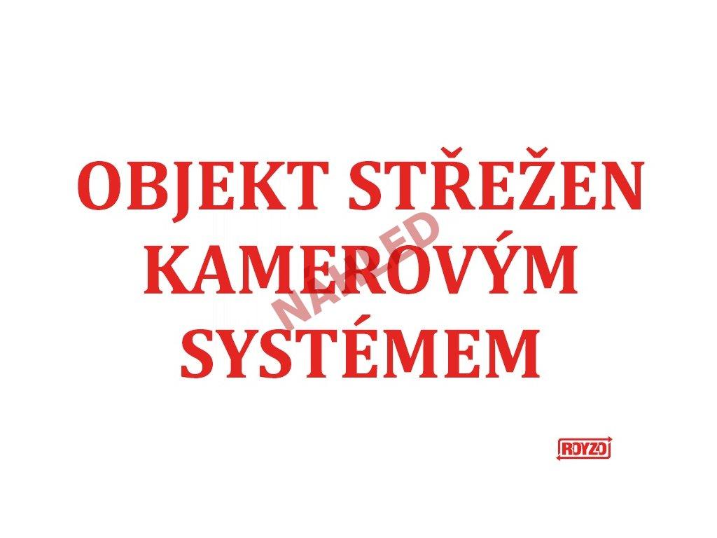 A Objekt strezen kamer systemem 2020