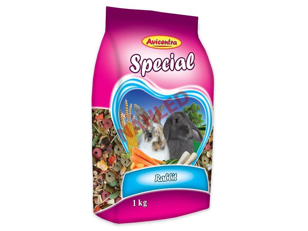 Avicentra králík speciál 1kg