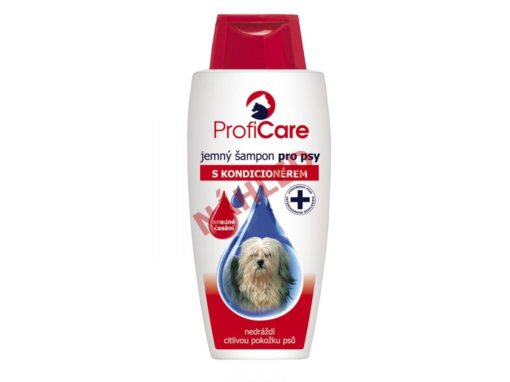 Šampon Proficare s kondicionérem 300ml