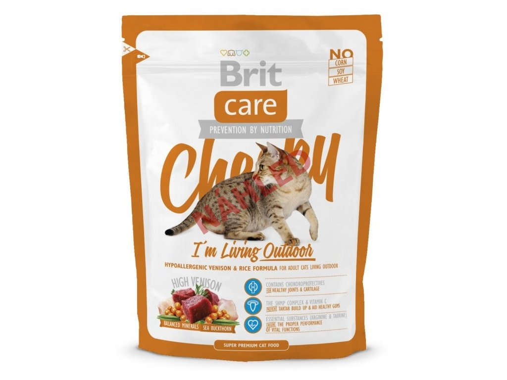 Brit Care at Cheeky living outdoor 400g