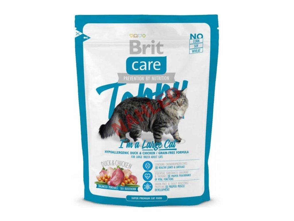 Brit Care Cat Tobby large cat 400g