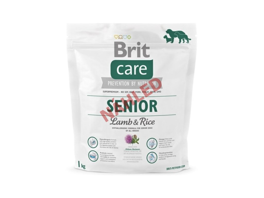 Brit Care Senior 1kg