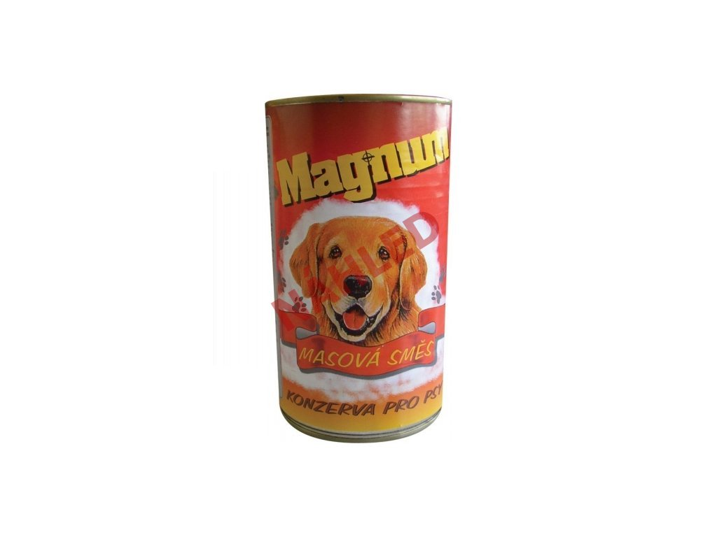 Magnum pes masová směs1200g