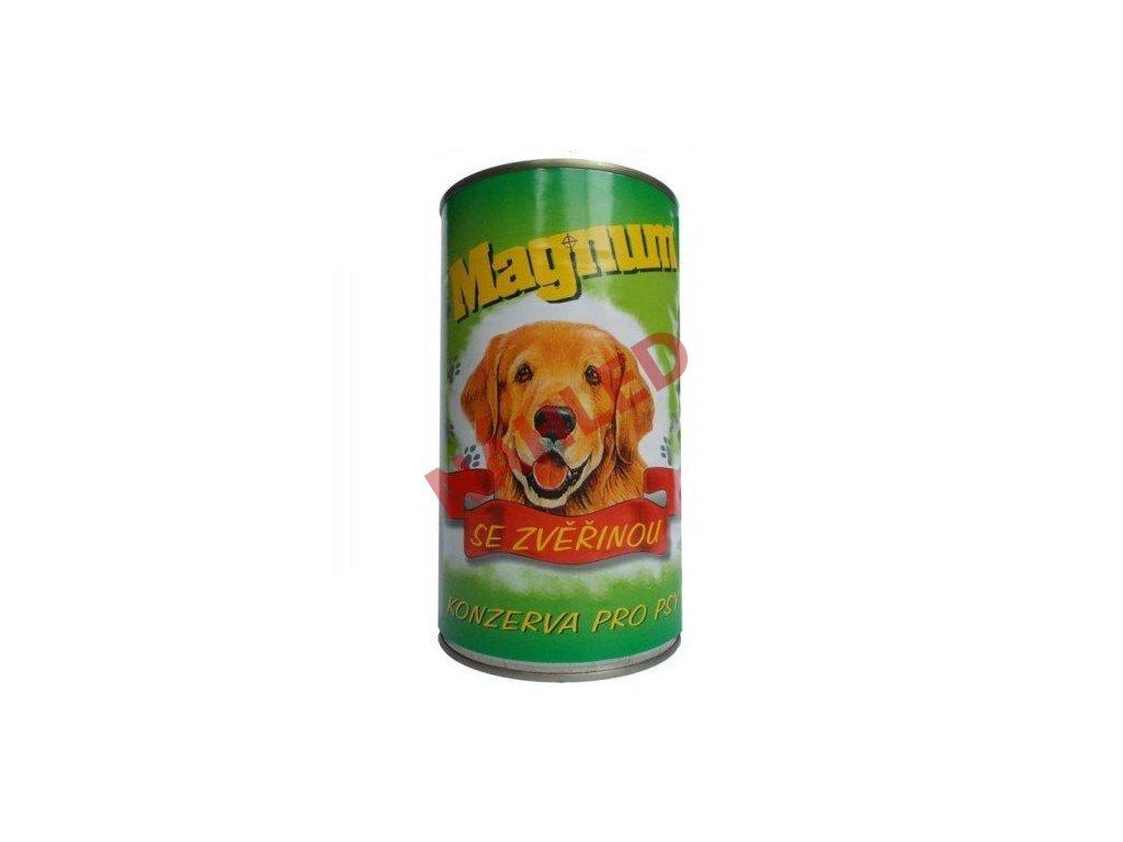 Magnum pes zvěřina 1200g