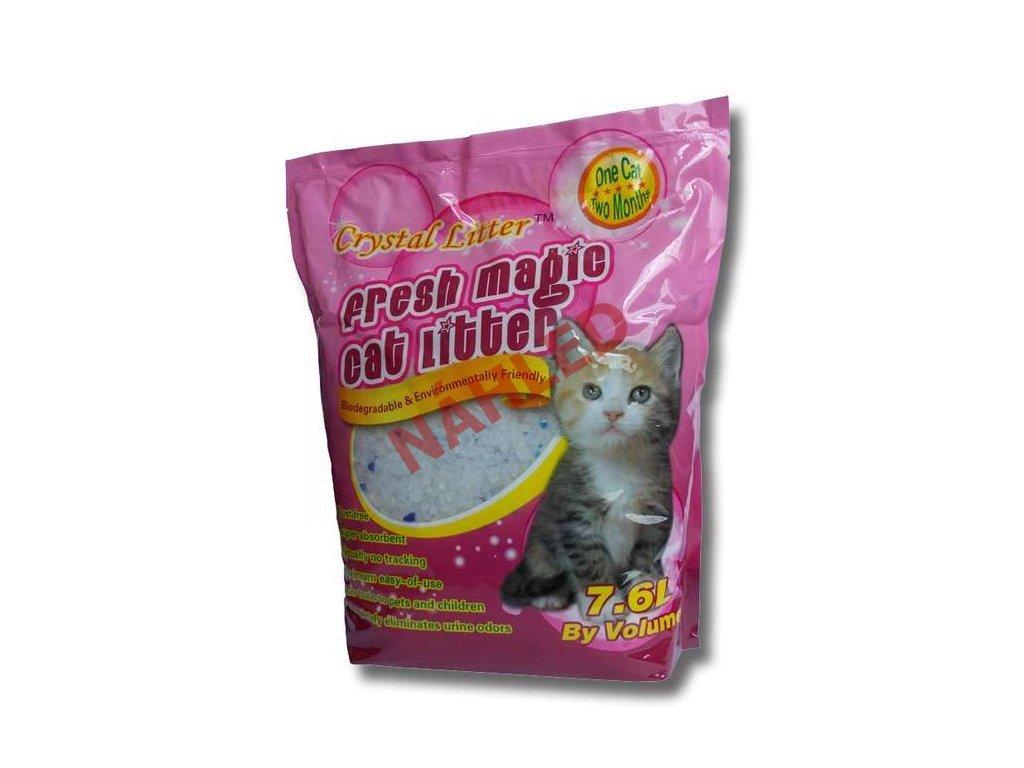 Crystal Cat litter 7,6 litru