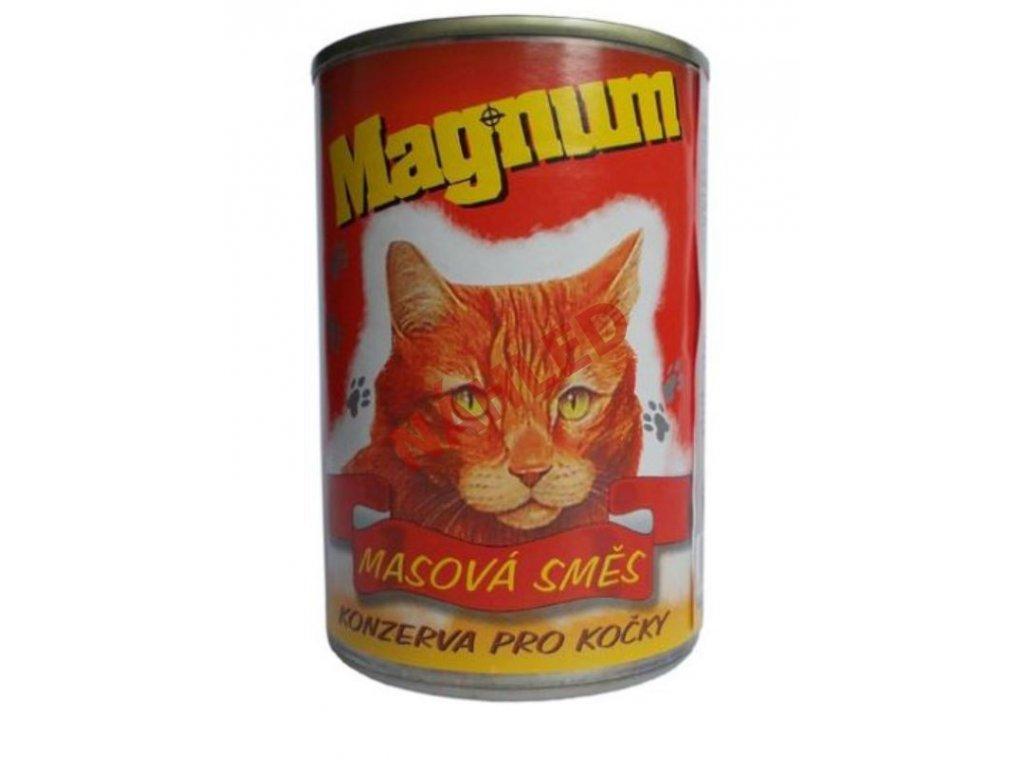 magnum masová směs