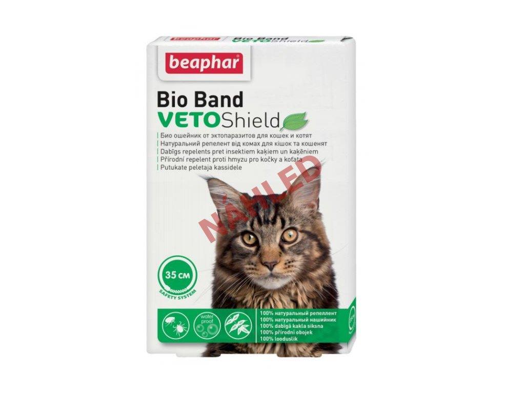 Beaphar Repelentní obojek proti hmyzu pro kočky a koťata 35 cm