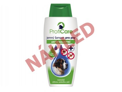 Šampon Proficare antiparazitní 300ml