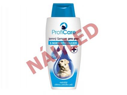 Šampon Proficare s norkovým olejem 300ml