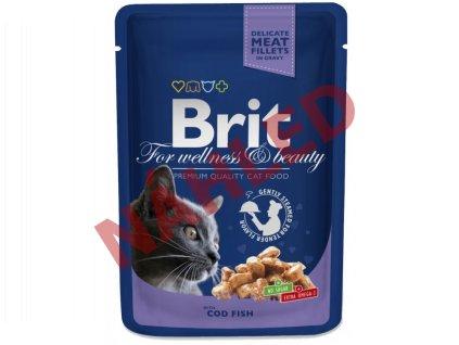 Brit Premium cod fish 100g