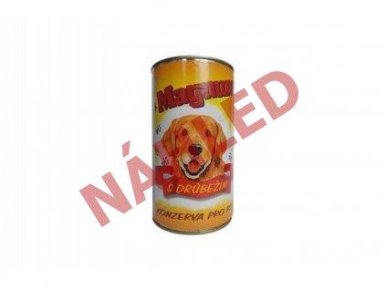 Magnum pes drůběží 1200g