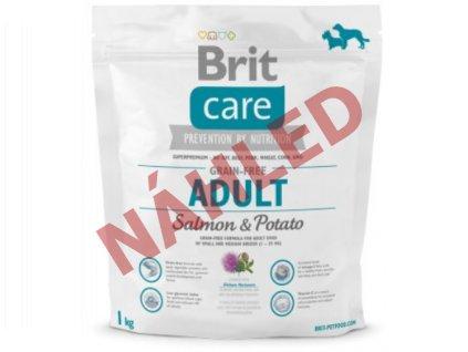 Brit Care adult salmon potato 1kg
