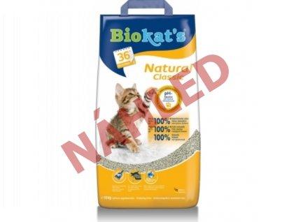 Stelivo Biokats Natural Classic 5kg