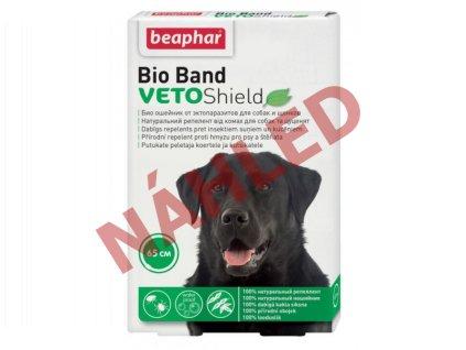 Beaphar Repelentní obojek proti hmyzu pro psy a štěňata 65 cm