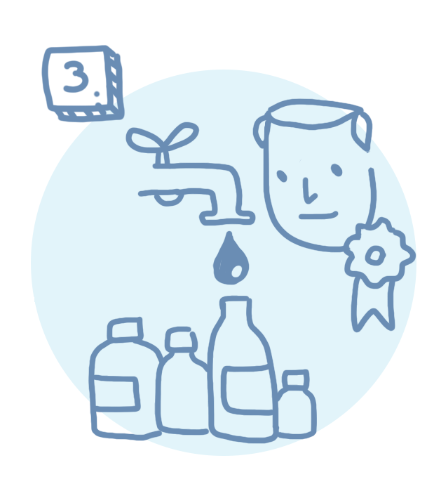 Rozbor vody s akreditovaným odberom