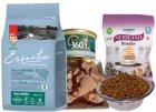 krmiva, pamlsky a vitamíny pro kočky