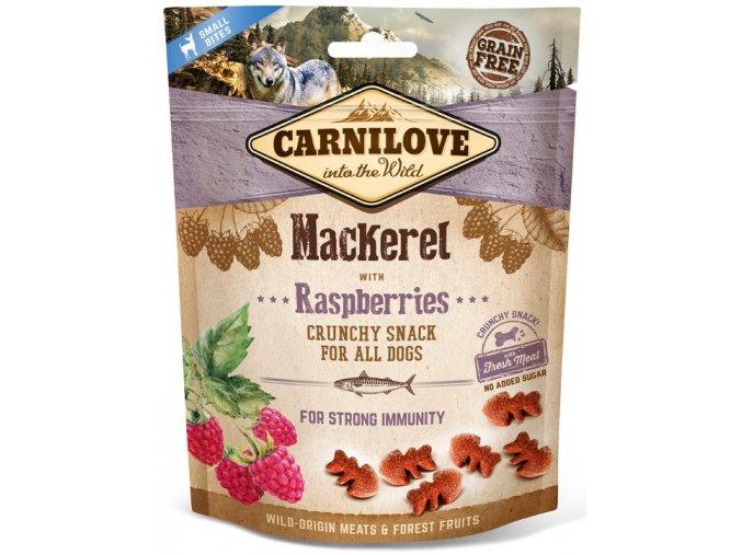 carnilove-dog-crunchy-snack-mackerel-raspberries-200g
