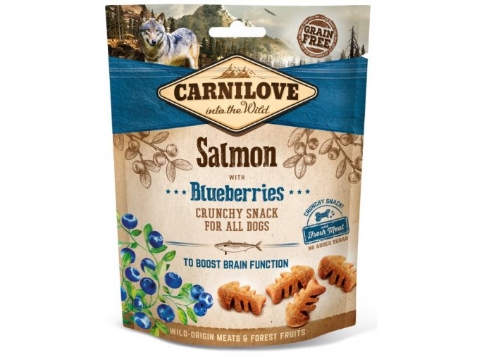 carnilove-dog-crunchy-snack-salmon-blueberries-200g