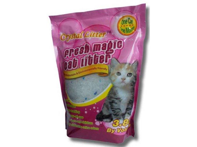 crystal cat litter 3 8 litru